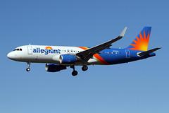 A320.N254NV (Airliners) Tags: allegiant allegiantair 320 a320 a320214 airbus airbus320 airbusa320 airbusa320214 bwi n254nv 6319