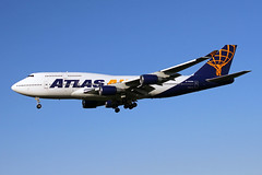 B747-4.N465MC-2 (Airliners) Tags: atlas atlasair 747 b747 b7474 b747400 b747446 boeing boeing747 boeing747400 boeing747446 amc airmobilitycommand bwi n465mc 6319