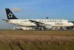 "D-AIPC, Airbus A320-211, c/n 071, LH-DLH-Deutsche Lufthansa AG., ""Braunschweig"", StarAlliance livery, CDG/LFPG 2019-02-19, taxiway Alpha-Loop. (alaindurandpatrick) Tags: lh dlh lufthansa deutschelufthansa deutschelufthansaag airlines staralliance specialliveries airlinealliances a320 a320200 airbus airbusa320 airbusa320200 minibus jetliners airliners cdg lfpg parisroissycdg airports aviationphotography daipc cn071 airbusa320211 a320211"