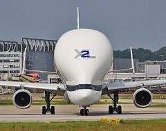 #Beluga XL #Airbus (dornianer) Tags: airplane aircraft spotter a330 airbus belugaxl beluga