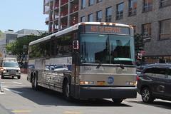 IMG_5940 (GojiMet86) Tags: mta nyc new york city bus buses 2006 d4500cl 3313 nis not in service 125th street st saint nicholas avenue