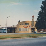Columbus Georgia - Country's Barbecue - Former Greyhound Station thumbnail