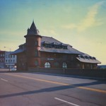 Scranton Pennsylvania -  Central Railroad Of New Jersey Freight Terminal  -  Architecture thumbnail