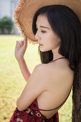 IMG_7842 (MK影像) Tags: photography beauty model style canon eye fashion 人像攝影 寫真外拍 校園