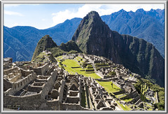 "Santuario Histórico de Machu Picchu (Fotocruzm) Tags: santuariohistóricodemachupicchu fotocruzm mcruzmatia perú inca machu picchu fue ""santuario histórico perú"" 1981 montañavieja pachacuteq patrimoniodelahumanidad centroreligioso llaqta losandes machupicchu"