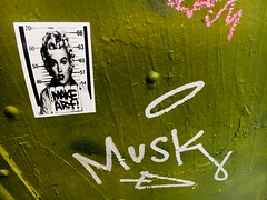 """Make Art Musk - NYC • <a style=""""font-size:0.8em;"""" href=""""http://www.flickr.com/photos/7243324@N03/48001085128/"""" target=""""_blank"""">View on Flickr</a>"""