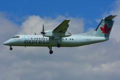 C-GMON (Air Canada express - JAZZ) (Steelhead 2010) Tags: aircanada aircanadaexpress dehavillandcanada dhc8 dhc8300 dash8 yyz creg cgmon
