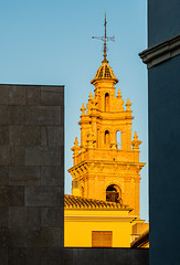 Late Afternoon Sun Hits the Church of Saint Esteban ( Sant Esteve) Valencia (Olympus OM-D EM1.2 & M.Zuiko 12-100mm f4 Pro Zoom) (1 of 1) (markdbaynham) Tags: valencia valencian valenciacanibal valenciana valenciaspain valenciacity medievalcity historiccity historicplace historicbuilding building architecture structure city csc cityscape citybreak ciutat glass window church iglesia cathedral urban europeancity es espana espanol evil olympus omd omdm43 omdem1 olympusmft olympusomd mft mirrorless microfourthird microfourthirds mirrorlesscamera m43 micro43 m43rd mzd zd mz mzuiko zuikolic 12100mm 12100mmf4 prozoom prolens olympusspain olympusprolens olympuspro vlc gothic em1 em1mk2 em12 em1ii em1mark2 em1mkii