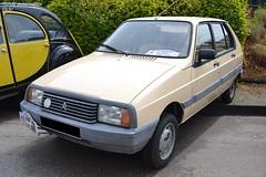 Citroën Visa (Monde-Auto Passion Photos) Tags: voiture vehicule auto automobile citroën visa berline ancienne classique rare rareté collection rassemblement france courtenay