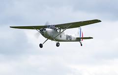 Cessna L-19E Bird Dog (Nigel Musgrove-2.5 million views-thank you!) Tags: spotter cessna l19e bird dog gjdog bmg24541 shuttleworth season premiere old warden bedfordshire 5 may 2019
