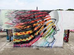 Cee Pil / Dok Noord - 4 juni 2019 (Ferdinand 'Ferre' Feys) Tags: gent ghent gand belgium belgique belgië streetart artdelarue graffitiart graffiti graff urbanart urbanarte arteurbano ferdinandfeys ceepil