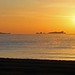 Paysage : Winter Sunrise from Fréjus Plage.