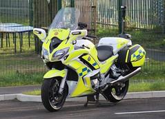 LG66 OHB (Ben - NorthEast Photographer) Tags: durham constabulary yamaha fjr 1300 traffic bike motor motorbike 66plate cdsou cleveland specialist operations unit lg66 ohb lg66ohb