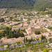 Valley of Valldemossa in Mallorca, Spain