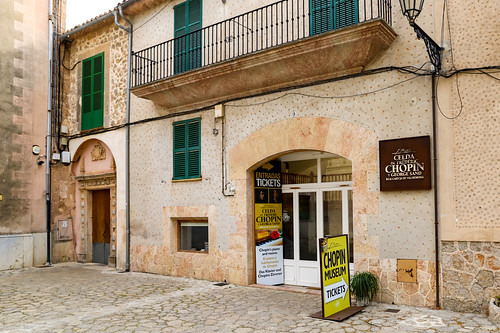 Frédéric Chopin and George Sand Museum in Valldemossa, Mallorca, Spain