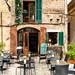 Restaurant in Valldemossa auf Mallorca, Spanien