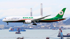 Eva Air_B-17885 (Wesley_Lung) Tags: evaair b17885 vhhh b7879