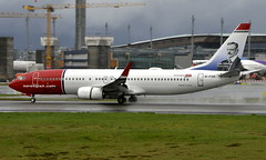 Norwegian EI-FVH, OSL ENGM Gardermoen (Inger Bjørndal Foss) Tags: eifvh norwegian boeing 737 osl engm gardermoen