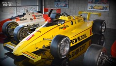 Rick Mears 1984 Indy 500 Winner March 84C (billypoonphotos) Tags: penske racing pennzoil march 1984 cosworth indy 500 winner indianapolis goodyear tires miller car billypoon billypoonphotos nikon phoenix arizona museum roger media news photo picture photography photographer vehicle race auto rick mears d5500