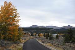 fall in Leadville, CO (hannu & hannele) Tags: leadville colorado fall fallcolors silver mining town landscape scenery road high mountains cloudy weather nikon d700