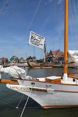Volendam 010620191 (Tristar1011) Tags: volendam ijsselmeer haven bilbobalings