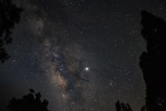 Milky Way seen from Mina (marklington) Tags: astrophotography milky way stars space outerspace astrofotografía espacio estrellas