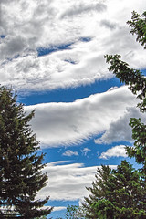 Stacked clouds (edmason88) Tags: clouds layers stacked weather neat canonefs18135 alberta canada