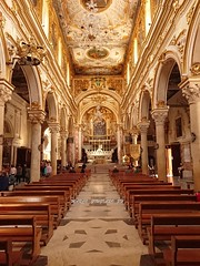 Il Duomo e Via Gradoni Duomo    02-06-2019  (8) (Guest0835) Tags: matera cattedrale duomo chiesa navata
