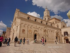 Il Duomo e Via Gradoni Duomo    02-06-2019  (5) (Guest0835) Tags: matera piazza chiesa cattedrale duomo