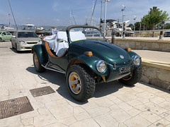 VW Open Bug (syf22) Tags: cyprus car buggy open opentop topless roofless vw automobile autocar automotor vehicle motor motorised motorcar fum latchi