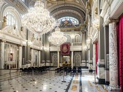 Salon de cristal (Ayuntamiento de Valencia) (espada100) Tags: ayuntamiento valencia salon cristal olympus omd 5 markll 1240mm 28
