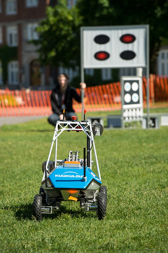 Sample Return Robot Challenge
