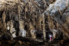 Panorámica Coventosa piso superior (enekopy) Tags: ilunpeart espeleo espeleofotografia coventosa cueva cave gruta cantabria