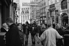 Brugge (Paul Audenaert) Tags: street bw people mensen straat zw black white portrait fuji xt1 nb monochrome noir blanc sign rue blackandwhite streetart streetphotography streetphoto streetlife streets streetga streetvision streetphotobw streetsvision streetphotographybw streetphotographers bnwcity fujifilmstreet fujifilmxseries fujixt1 fujifilm bnw bnwphotography