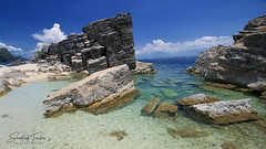 Rocky Island (engrjpleo) Tags: burobangkasoisland monreal ticaoisland masbate bicolregion philippines rock landscape seascape sea water waterscape coast seaside outdoor