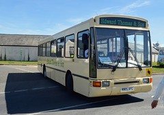 R905XFC (PD3.) Tags: oxford edward thomas son volvo plaxton r905xfc r905 xfc bus buses coach grandstand races racing derby 2019 epsom downs epsomdowns surrey investec