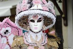 Parade vénitienne Yvoire 2019 (joménager) Tags: nikonpassion nikond3 nikonafs24120f4 carnaval vénitien costume yvoire hautesavoie masque flash