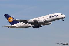 Airbus A380 -841 LUFTHANSA D-AIMJ 073 D-AIMJ Francfort juin 2019 (Thibaud.S.) Tags: airbus a380 841 lufthansa daimj 073 francfort juin 2019