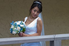 Mei (Chris-Creations) Tags: dress amateur asian attractive beautiful beauty chinese cute esposa feminine femme fille girl glamour gorgeous lady lovely mei mujer niña people petite portrait pretty sweet wife woman женщина 女孩 女人 性感 妻子 wedding gown