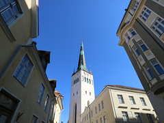 'Spire' (Timster1973 - thanks for the 16 million views!) Tags: tallinn estonia europe spire cathedral church architecture mirrorless canon m3 canonmirrorless timknifton timster1973 city old ancient european architectural perspective