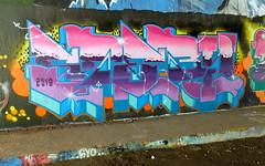 Mssls (oerendhard1) Tags: graffiti streetart urban art rotterdam maassluis oerendhard stern