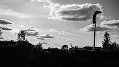 The Bird Sign (CloudBuster) Tags: toekan van der valk hotel restaurant onderweg underway overijssel clouds wolken lucht sky air hemel lente spring voorjaar vogel bird logo road highway snelweg verkeer