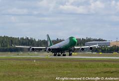 4X-ICD (1) (Christoffer Andersen) Tags: cargoairlines cal boeing b747 b747400f cargoplane osl osloairportgardermoen gardermoen airplane aircraft planespotting
