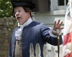 Colonial Williamsburg  Duke of Gloucester St  Virginia (watts photos1) Tags: colonial williamsburg duke gloucester st virginia va historic reenactor reenactors street people