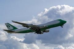 4X-ICD (3) (Christoffer Andersen) Tags: cargoairlines cal boeing b747 b747400f cargoplane osl osloairportgardermoen gardermoen airplane aircraft planespotting