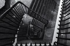 Hamburg stairs (michael_hamburg69) Tags: hamburg germany deutschland kontorhausviertel kontorhaus altstadt burchardstrase fritzhöger architektur architecture rchitekt architect 1924 backsteinexpressionismus brickexpressionism 20s tenstoryofficebuilding stairs treppe chilehaus portalc steps stufen stairway staircase monochrome