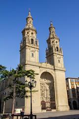 fachada principal portada oeste exterior Concatedral de Santa Maria de la Redonda Logroño La Rioja 01 (Rafael Gomez - http://micamara.es) Tags: españa logroño esp larioja concatedral santa de la exterior maria fachada rioja principal portada redonda oeste