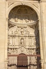 portada oeste exterior Concatedral de Santa Maria de la Redonda Logroño La Rioja 01 (Rafael Gomez - http://micamara.es) Tags: concatedral esp españa larioja portada oeste exterior de santa maria la redonda logroño rioja