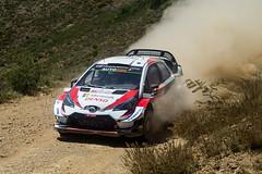 WRC Rally de Portugal | Kris Meeke | Góis (Fábio-Pires) Tags: wrc rallydeportugal worldrallychampionship fia gois ze9 rally rali portugal toyota yaris toyotayaris toyotayariswrc toyotagazooracing krismeeke sebastianmarshall meeke ss5
