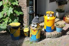 Volendam 010620192 (Tristar1011) Tags: volendam ijsselmeer nederland holland noordholland thenetherlands minions despicableme